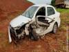Itaporã: Motorista invade pista contrária e provoca acidente próximo ao distrito de Carumbé