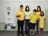Lenilso Carvalho já foi às urnas e agradece carinho da população na campanha