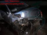Maracaju: Criança de três anos morre, e bebê de 7 meses sofre fraturas de braço e fêmur, após acidente de colisão frontal entre veículos na Rodovia MS-157