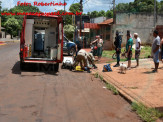 Maracaju: Homem que portava simulacro de arma de fogo e supostamente tentou cometer assalto, morre após ser ferido com golpe de foice