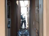 Maracaju: Bombeiros atendem ocorrência de incêndio em residência, no Jardim Lisboa
