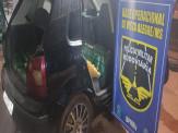 Maracaju: Polícia Militar Rodoviária apreende 155 kg de maconha com mulher que retornava da fronteira