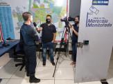 Polícia Militar estuda possibilidade de implantação de sistema de monitoramento CDL (Cidadão Integrado) em Maracaju