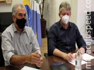 Reinaldo interrompe férias e secretário de Meio Ambiente retorna ao trabalho