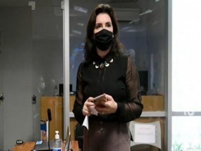 Simone espera apoio de três partidos e diz que disputa será voto a voto