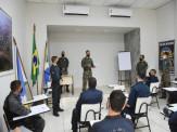 """Maracaju: Polícia Militar encerrou a 1º reunião de treinamento e planejamento do """"Plano de Defesa"""""""