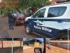 """Maracaju: Polícia Militar identifica, localiza e detém autor de """"Conspurcação"""" em prédios privados e públicos"""