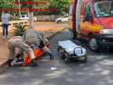 """Morre de possível infarte fulminante, figura conhecida de Maracaju pela expressão """"OLHAS OS OVOS, CARTELA 30 OVOS, 10 R$"""""""