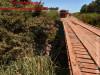Urgente: Veiculo cai em ponte na estrada da picadinha
