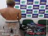 Maracaju: Policia Militar prende autor de furto em flagrante, após mãe do autor ir devolver material furtado ao seu dono