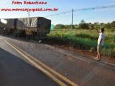 Maracaju: Acidente de colisão frontal resultou na morte de jovem e condutor fica em estado grave