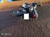 Maracaju: Bombeiros atendem ocorrência de acidente na Rodovia BR-267, sob a ponte do Rio Cachoeira