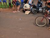 Maracaju: Corpo de Bombeiros atendem acidente no conjunto Nenê Fernandes com duas vitimas