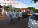 Maracaju: Grave acidente envolvendo motociclista idoso no conjunto BNH