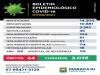 Maracaju registrou nesta quinta-feira (01), mais 01 óbito de Covid-19 e mais 36 pacientes positivos
