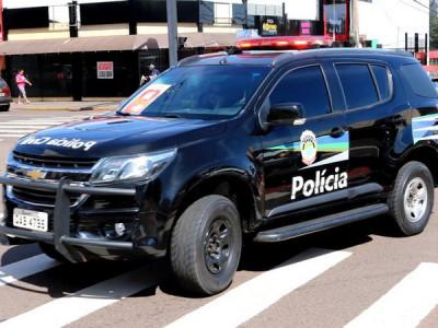 Ladrão é preso após arrombar e levar R$ 3 mil e pertences de comércio na madrugada
