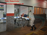Maracaju: Corpo de Bombeiros atende ocorrência de esfaqueamento no Conjunto Olídia Rocha