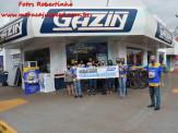 Maracaju: Lojas Gazin 1 e 2 realizam homenagem aos profissionais de saúde na luta e combate a Pandemia COVID-19