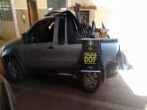 Maracaju: Veículo com mais de 800 quilos de maconha foi apreendido pelo DOF durante a Operação Hórus
