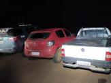 Maracaju: Fiat Strada que seguia para Campo Grande com mais de meia tonelada de maconha foi apreendida pelo DOF