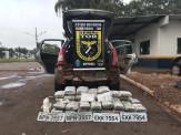 Tático da Polícia Militar Rodoviária apreende Skunk e Haxixe em rodovia sentido a Maracaju