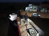 Deodápolis: Carregamento de maconha somou 36,5 toneladas, está e a maior apreensão de entorpecente de 2021 até o momento
