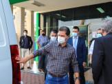 Adquirida com recursos da Câmara Municipal, Saúde de Maracaju recebe mais uma ambulância zero km