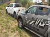 Camionete roubada em Minas Gerais foi recuperada pelo DOF durante a Operação Hórus