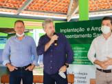 Com investimento de 784 mil, Assentamento Santa Guilhermina receberá melhora significativa na distribuição de água entre os assentados