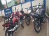 Maracaju: Polícia Militar apreende nove motocicletas e um veículo durante fim de semana movimentado