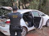 Veículo com mais de 300 quilos de drogas foi apreendido pelo DOF durante a Operação Hórus
