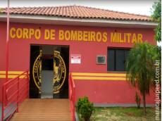 """Corpo de Bombeiros de Maracaju comemoram o 18º aniversário de inauguração do quartel com """"Alvorada Festiva"""" neste sábado (9)"""