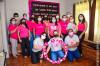 """CREAS abraça campanha """"Outubro Rosa"""" e alerta mulheres sobre importância dos exames preventivos"""