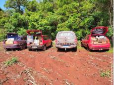 DOF apreende em Dourados três veículos com contrabando e descaminho durante Operação Hórus