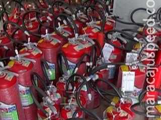 Entra em vigor nova especificação para extintores automotivos