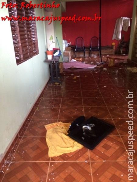 Maracaju: Um homem acaba de cometer suicídio ao lado de Panificadora na Vila Margarida