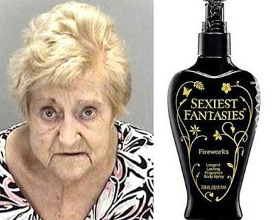 """Mulher de 82 anos é presa ao furtar perfume que """"deixa homens fogosos"""""""
