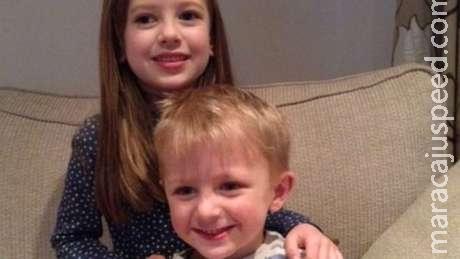 Menina britânica de seis anos salva mãe em coma diabético