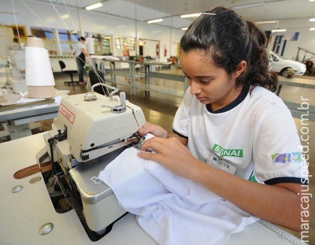Senai abre matrículas para 9 cursos técnicos em 8 cidades, dentre elas Maracaju