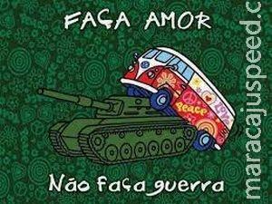 """Maracaju: """"Amor"""" entre facas e cortes, surge o carinho"""