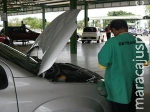 Justiça mantém vistoria para veículos com mais de 5 anos de fabricação