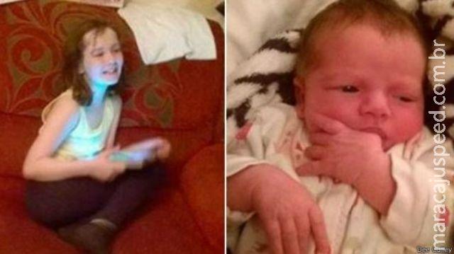 Menina faz parto de irmã após assistir a procedimento em série de TV