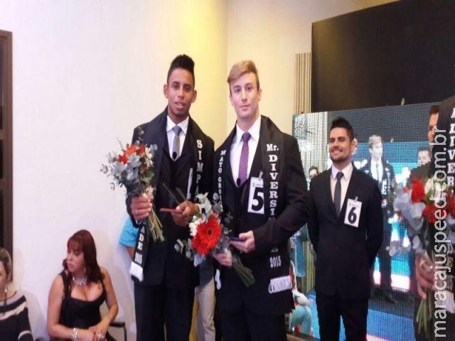 Concurso elege o gay mais bonito de Mato Grosso do Sul, Maracaju teve representante
