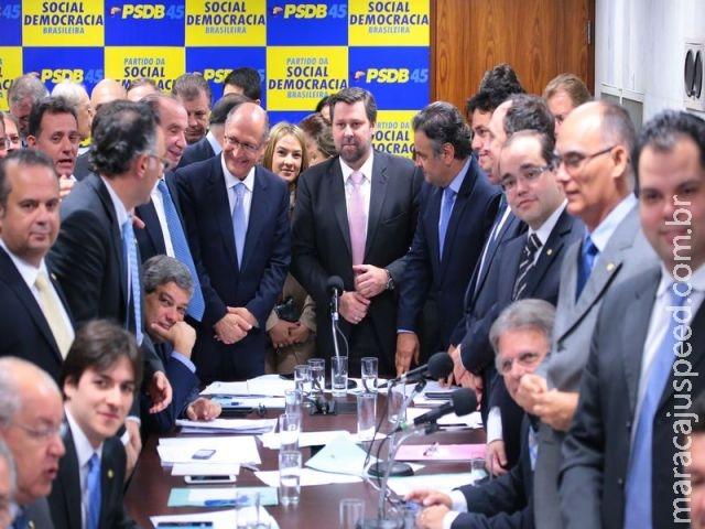 Bancada do PSDB defenderá redução da maioridade penal para crimes hediondos