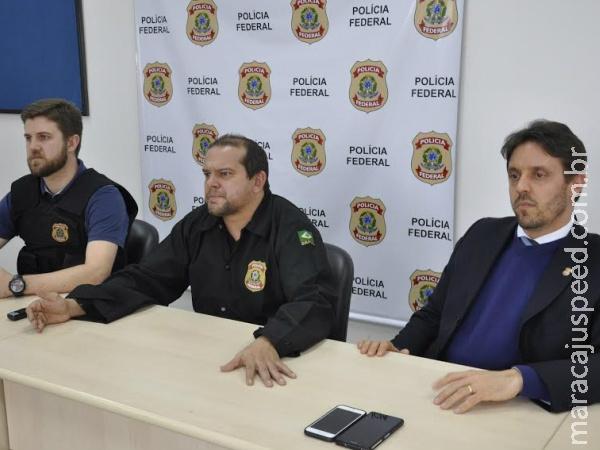 PF deflagra 3ª etapa de ação contra sonegação fiscal em MS