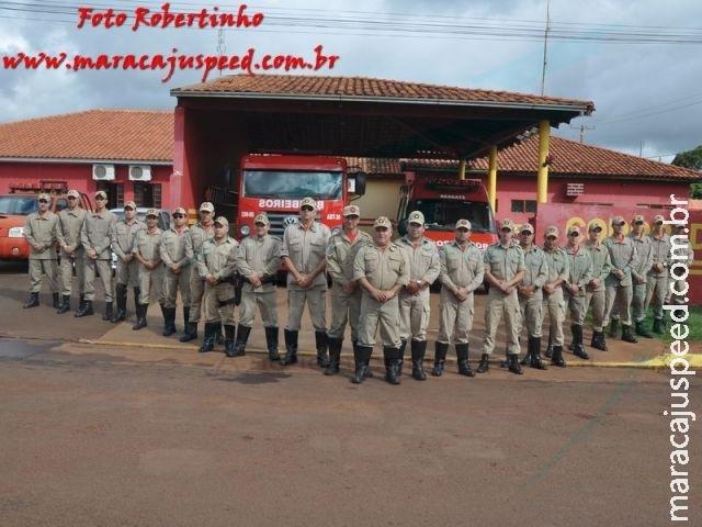Corpo de Bombeiros comemora 12 anos de implantação em Maracaju