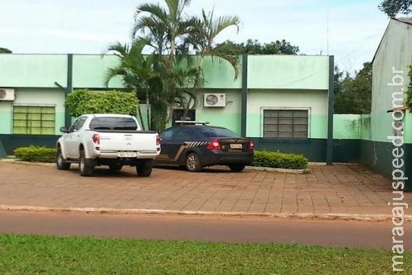 AGORA: Polícia Federal cumpre mandados em prefeitura do interior