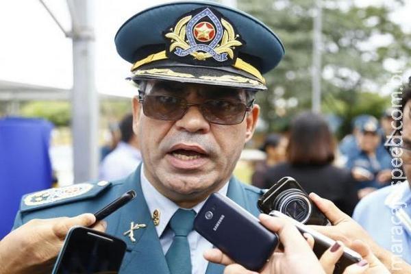 """""""Bandido que confrontar a PM pode vir a óbito"""", avisa novo comandante"""