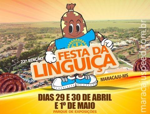 Maracaju: Organizadores comemoram realização da Festa da Linguiça 2016