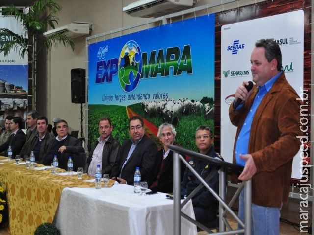 "48ª Expomara de Maracaju ""Feira mostra o potencial do agronegócio para o desenvolvimento do município, do estado e do país"""